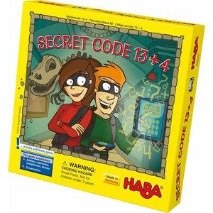 Haba Haba Games: Secret Code 13+4 Game