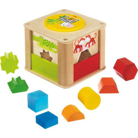 Haba Haba: Zookeeper Sorting Box
