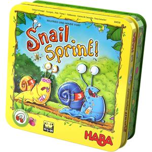 Haba Haba Games: Snail Sprint