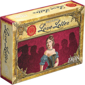 Asmodee Asmodee: Love Letter(Small box edition)