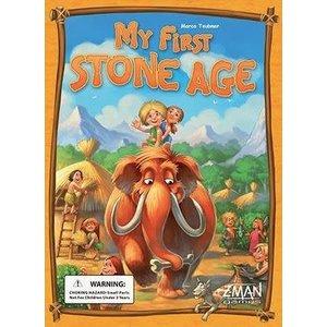 Asmodee Asmodee: My First Stoneage