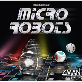Asmodee Asmodee: Micro Robots
