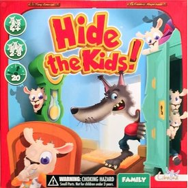 Asmodee Asmodee: Hide the Kids