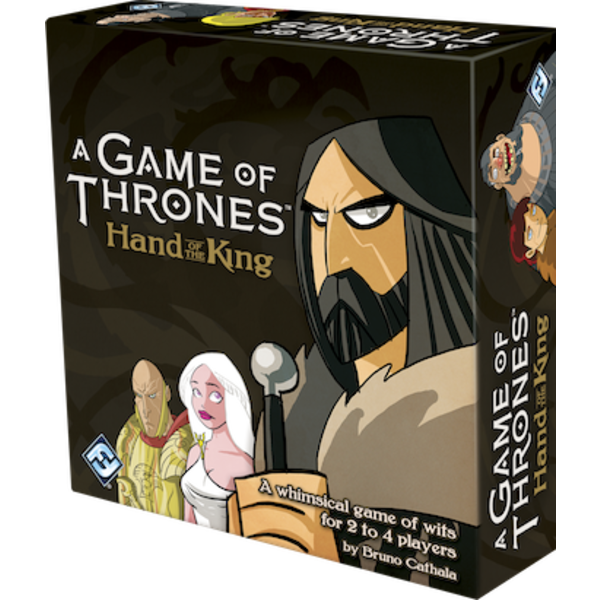 Asmodee Asmodee: Game of Thrones: Hand of The King