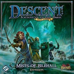 Asmodee Asmodee: Descent 2ne ED: Mists of Bilehall