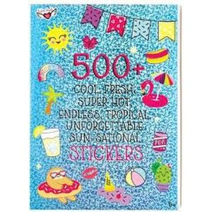Fashion Angels Fashion Angels: 500+ Cool, Fresh, Sun-sational Stickers