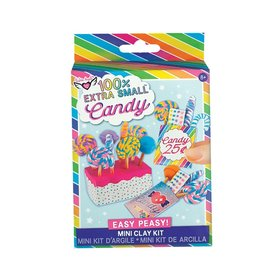 Fashion Angels Fashion Angels: Extra Small Candy Mini Clay Kit