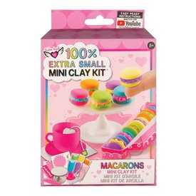 Fashion Angels Fashion Angels: Extra Small Macarons Mini Clay Kit