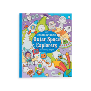 International Arrivals Ooly: Outer Space Explorers