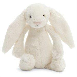 JellyCat JellyCat: Bashful Cream Bunny Small
