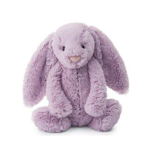 Jellycat: Small Bashful Lilac Bunny