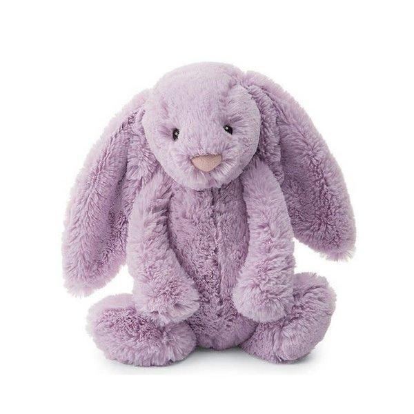 JellyCat Jellycat: Small Bashful Lilac Bunny