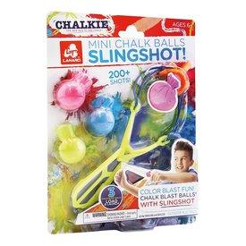 Toysmith Toysmith: Chalking Mini Chalk Slingshot