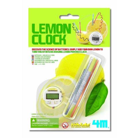Toysmith: Lemon Clock