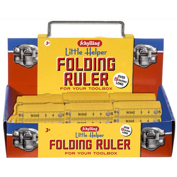Schylling Schylling: Little Helper Folding Ruler