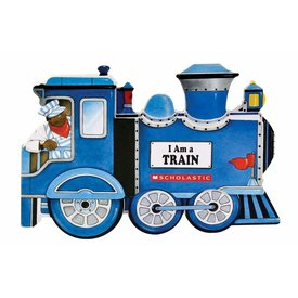 Scholastic Scholastic: I Am a Train