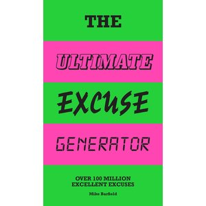 Chronicle Chronicle: Ultimate Excuse Generator