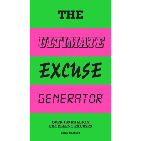 Chronicle: Ultimate Excuse Generator