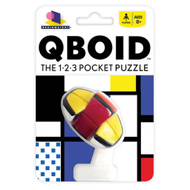 GameWright Gamewright: QBoid Pocket Puzzle