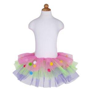 Great Pretender Great Pretenders: Pom Skirt Skirt 4-7