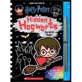 Scholastic Scholastic: Harry Potter Hidden Hogwarts Scratch Magic
