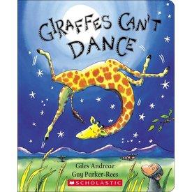 Scholastic Scholastic: Giraffes Can't Dance - BB