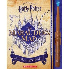 Scholastic Scholastic: Harry Potter Marauder's map Guide to Hogwarts