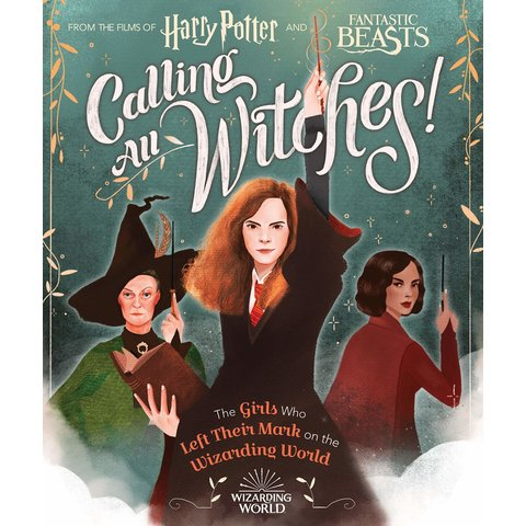 Scholastic: Harry Potter and Fantastic Beasts: Calling all Witches