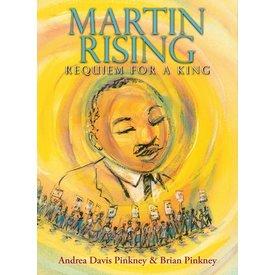 Scholastic Scholastic: Martin Rising: Requiem for a King
