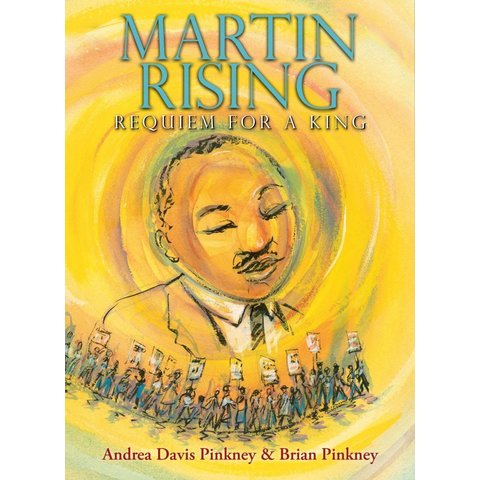 Scholastic: Martin Rising: Requiem for a King