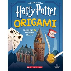 Scholastic Scholastic: Harry Potter: Origami