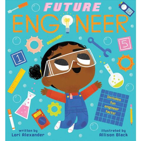 Scholastic: Future Bably: Future Engineer