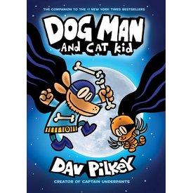 Scholastic Scholastic: Dogman and Cat Kid