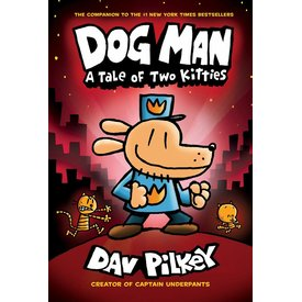 Scholastic Scholastic: Dogman: A Tale of Two Kitties