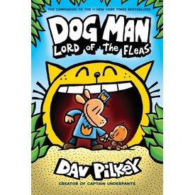 Scholastic Scholastic: Dogman: Lord of the Fleas