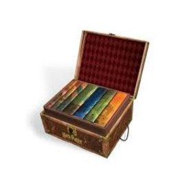 Scholastic Scholastic: Harry Potter Boxset Books 1-7
