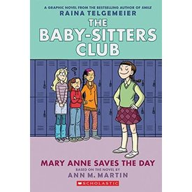 Scholastic Scholastic: Mary Anne Saves the Day