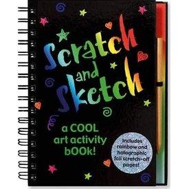 Peter Pauper Peter Pauper: Scratch & Sketch