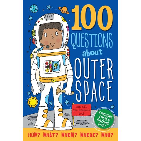 Peter Pauper: 100 Questions About Outer Space