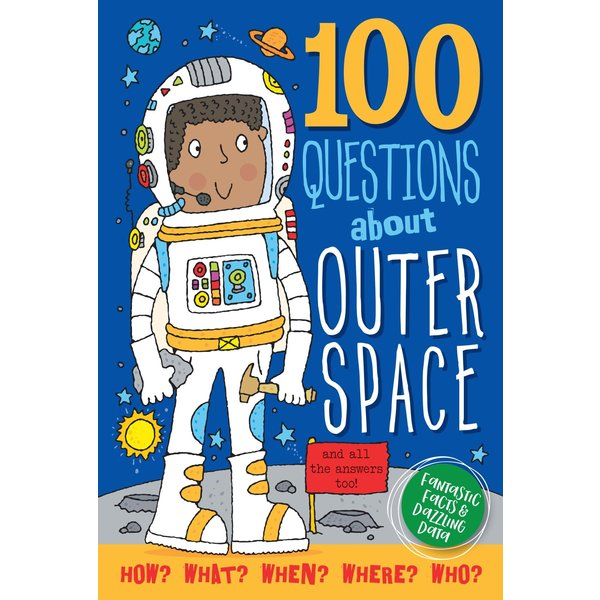 Peter Pauper Peter Pauper: 100 Questions About Outer Space