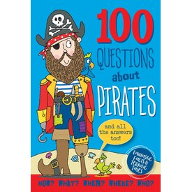 Peter Pauper Peter Pauper: 100 Questions About Pirates