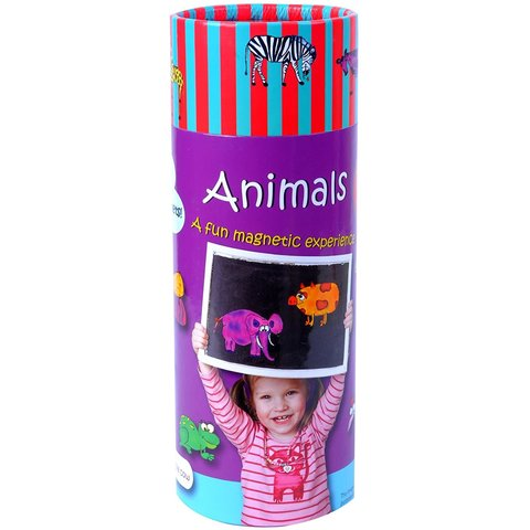 Purple Cow: Tube Animals