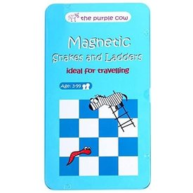 Purple Cow Purple Cow: Magnetic Snakes & Ladders