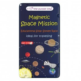 Purple Cow Purple Cow: Magnetic To Go Space Mission