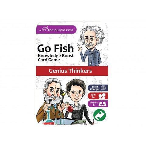 Purple Cow: Go Fish - Genius Thinkers