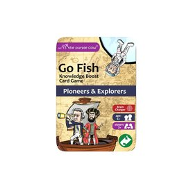 Purple Cow Purple Cow: Go Fish - Pioneers and Explorers