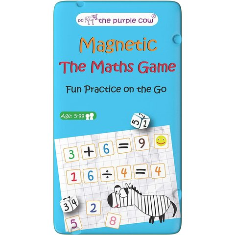 Purple Cow: Magnetic Fun With Maths