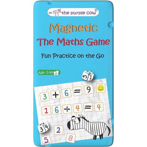 Purple Cow Purple Cow: Magnetic Fun With Maths