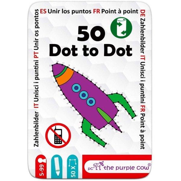 Purple Cow Purple Cow: 50 Dot to Dot