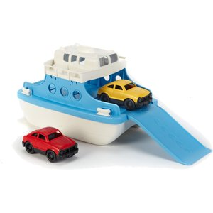 Green Toys Green Toys: Ferry Boat - Blue/ White